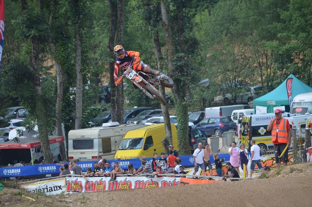 Fabien Lecomte motocross