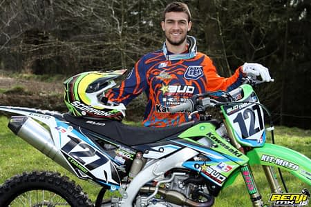 Mx Club : Yann Charron