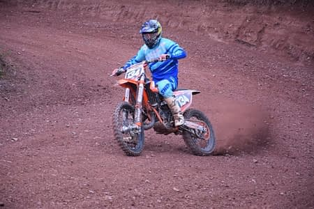 Mx Club : Fabien Lecomte